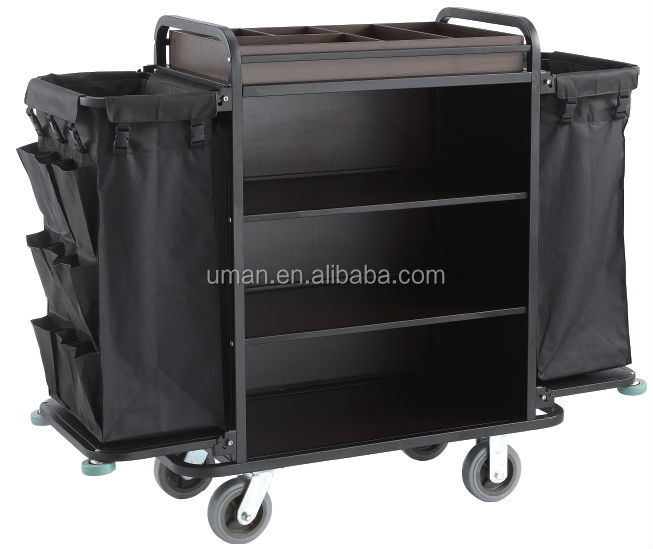 2014 new design housekeeping cart trolley