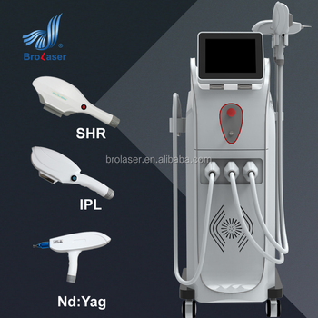 CE ISO Approval Multi-function IPL