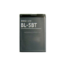 battery for nokia 2600c bl-5bt battery