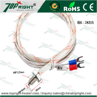 chromel / alumel thermocouple type T