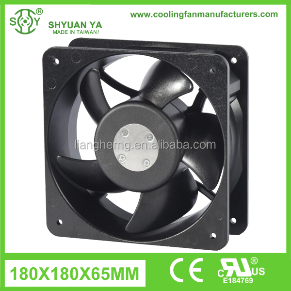 Industrial Roof Extractor Wall Mounted Fresh Air Axial Flow Fan