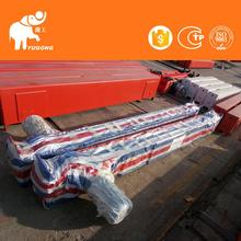 New Style Steel Beams Lifting Machine Single Girder Overhead Crane 10Ton