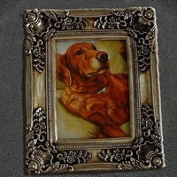 Wholesale antique resin painting frame for Christian and Church