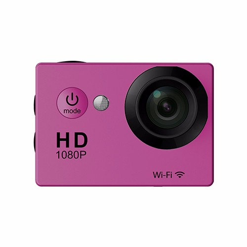 170 degree wide angel sports waterpoof wifi action camera