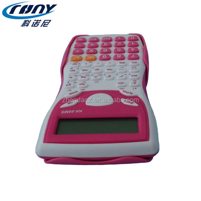 CRONY two line display graphing calculator,crony pocketable electronic calculator with memory function