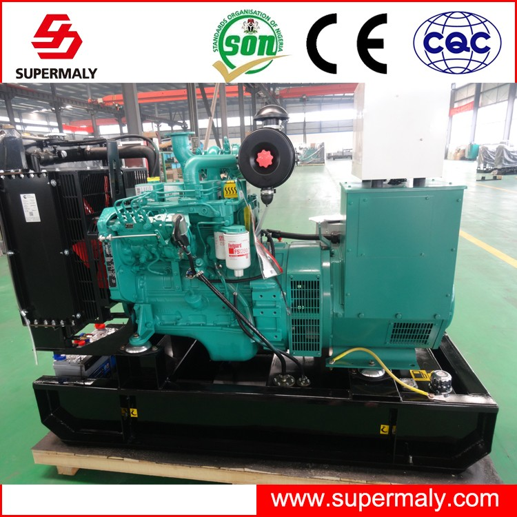 Hot ! 30kw -250kw diesel generator self powered