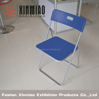 plastic folding chair for tradeshow,exhibition booth, display, caton fair