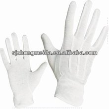 walmart white marching band gloves cotton gloves church wearing gloves