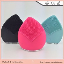 High Quality Facial Cleansing Brush Manufacturer sand Black Distributors cosmetic