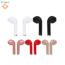 New HBQ I7 Twins Mini Wireless Bluetooth Earphones 4.2 Stereo Headset Sports Headphone for iPhone plus 8 6s 6 plus Samsung