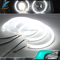 For BMW E36 E38 E39 E46 angel eyes SMD 3528 LED Angel Eyes white 7000K