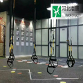 Durable Functional Fitness Gym PVC Floor for Fitness Room