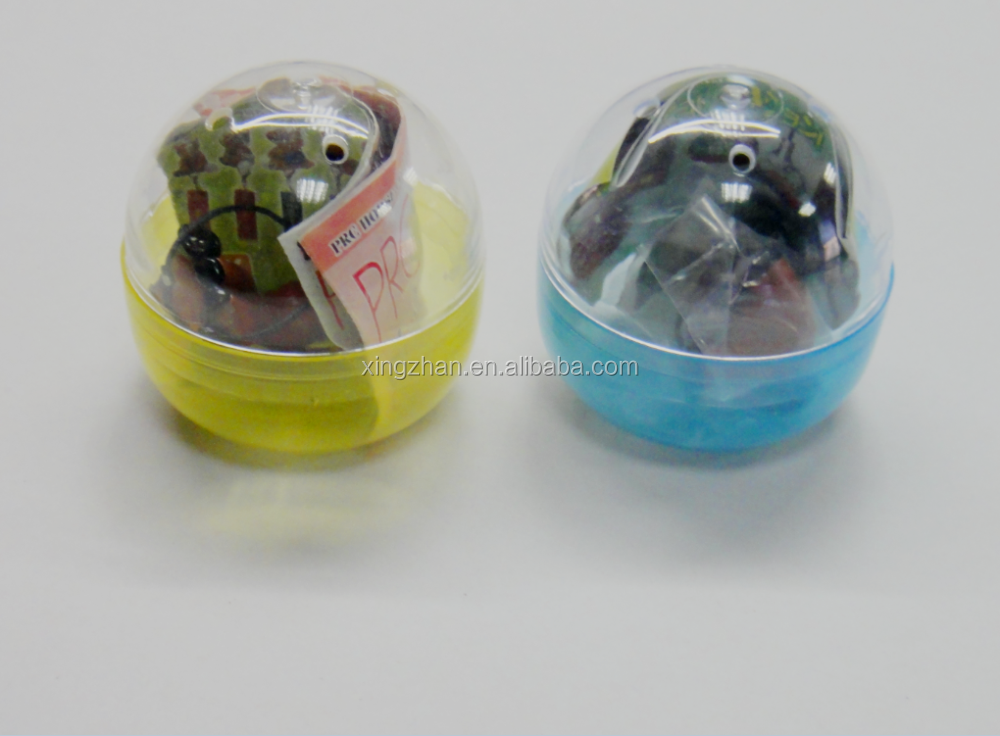 2016 Hot sales egg capsule toys