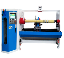 Hot selling xw-703d-3 masking tape cutting machine automatic foam plastic double-tube
