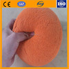 soft concrete pump sponge ball for pipe cleaning ball