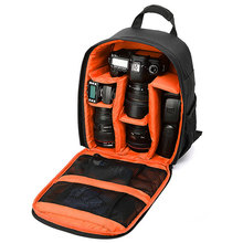 Travel Hiking Dslr Camera Backpack Bag Waterproof