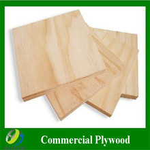 19mm thickness commercial waterproof plywood with cheap price manufacture