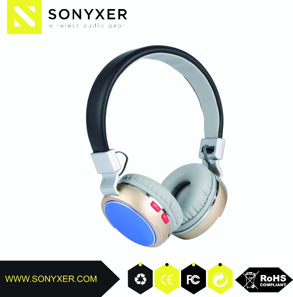 Headset Factory Best Price bluetooth stereo bluetooth headset, headphone bluetooth for Smartphone