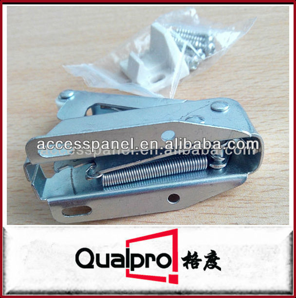 Plastic and Steel Push to Open Snap Latches/Mini Locks OP7902