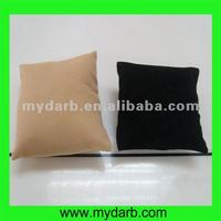 Handmade Black pu Watch Cushions