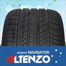 Altenzo brand used car tyres in germany from PDW group, sports navigator 255 55R18 2PLY 109V XL