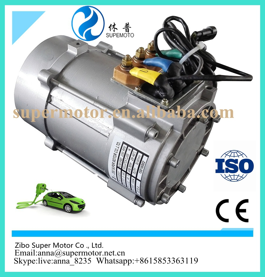 Electric Motor Kits For Golf Carts: 5kw 72v Ac Motor With Conversion Kit For Electric Golf