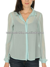 Women new blouses fashionable 2012