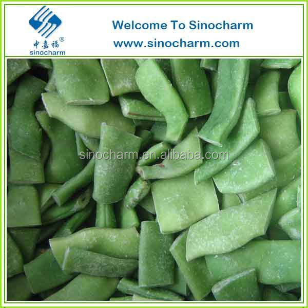 Frozen Food Frozen Romano Beans Cut