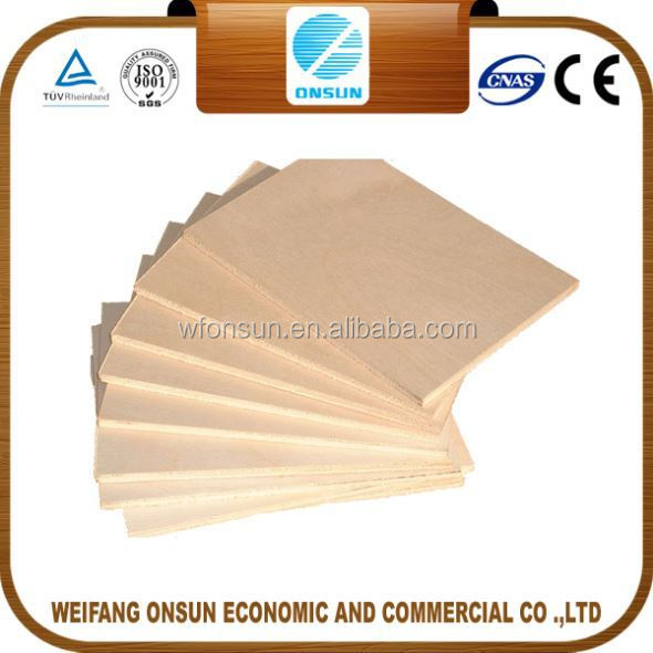 wholesale stable quality commercial plywood china for sale