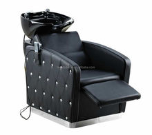 Electric auto massage shampoo chair with diamond ZY-2016G