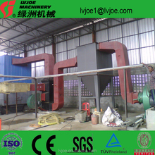 Fully automatic plaster of paris /gypsum powder making machine/production line