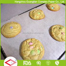 Food Grade Non-stick Pastry Baking Parchment Paper