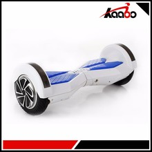 Smart self balancing electric 2 wheel hoverboard