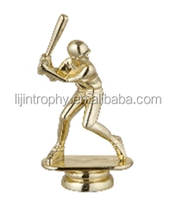 Fashion Design Player Gold Trophies for Ice Hockey Sport