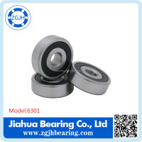 6301ZZ RS open Miniature deep groove ball bearing