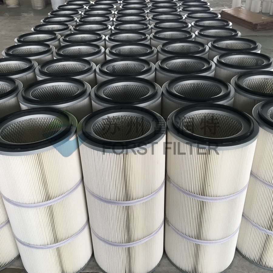 FORST Dust Collection Powder Coating Booth Filter
