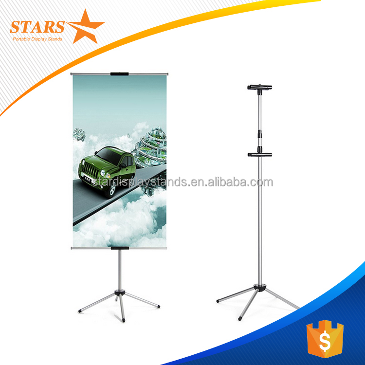 2016 Christmas Aluminum A 3 Poster Display Stand for Promotion