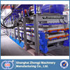 Zhongji PU discontinous sandwich panel production line | panel pu line