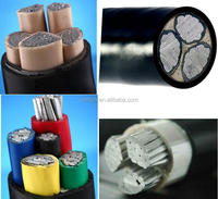 factory price of 0.6/1kv cu/xlpe/swa/pvc power cable