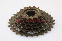 hot selling 6 speed index freewheel,bicycle/bike cassette freewheel,MTB freewheel with top quality made in china