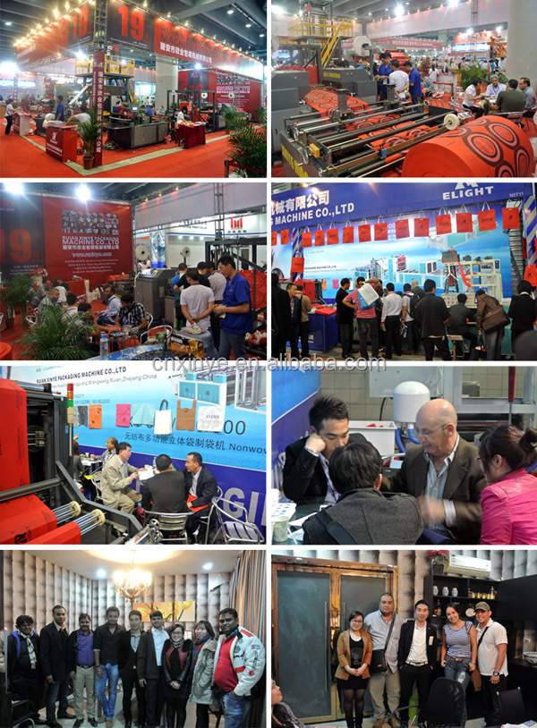 Two Layer Co extrusion Rotary Die head Film Blowing Machines