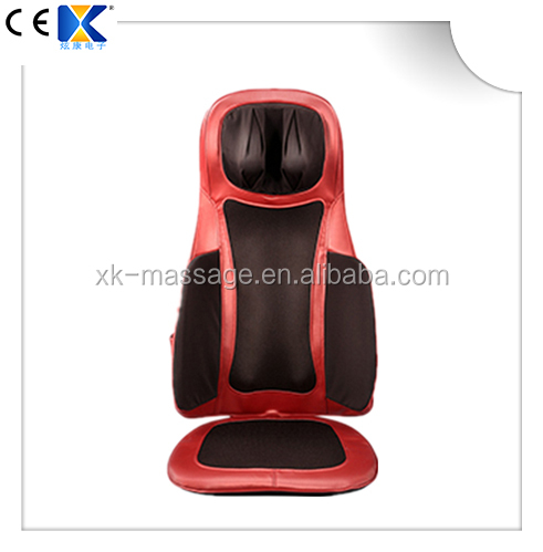 NEW Product /Body Application Type electric chair 3D Air Bag Shiatsu Massage Cushion