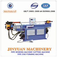 India Market hot sale hydraulic pipe bending machine