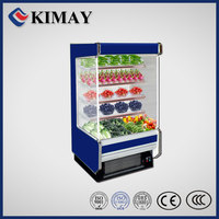 LFG-C dark blue display showcase commercial fridge