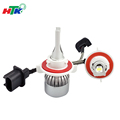 low beam led headlight kit c6 h13 30w 8000lm 12v 24v car bulb led headlight