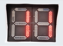 LED Traffic Signal Light Countdown Timer System