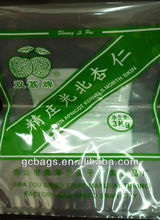 Transparent laminated pp woven rice bag