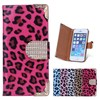 full diamond leopard case for iphone 5 cover !!!!