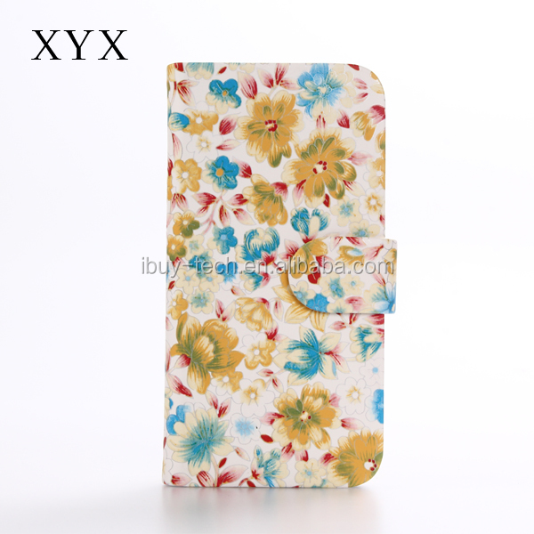 New exciting and attractive magnetic leather mobile phone cover for lenovo vibe x3 lite