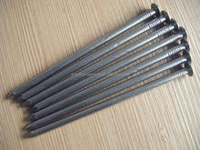 "4""common iron nails /nails making machine produce"